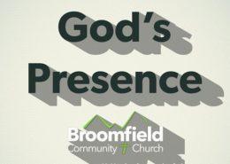 godspresence